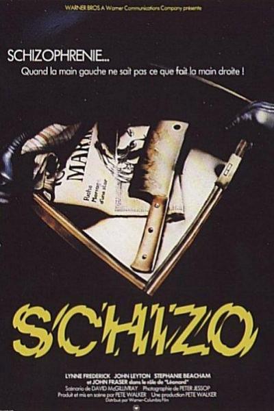 Caratula, cartel, poster o portada de Esquizofrenia