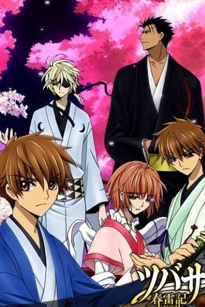 Caratula, cartel, poster o portada de Tsubasa: Spring Thunder