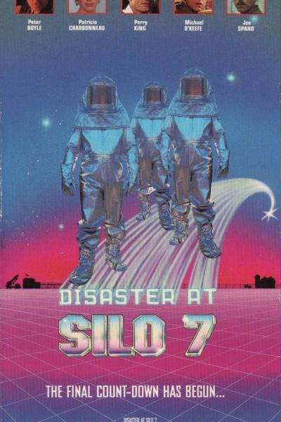 Caratula, cartel, poster o portada de Desastre nuclear en silo 7