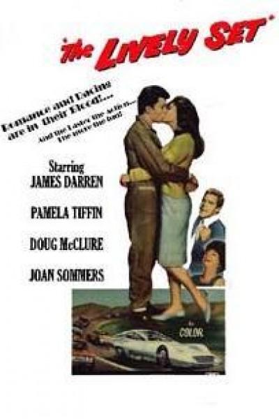 Caratula, cartel, poster o portada de The Lively Set