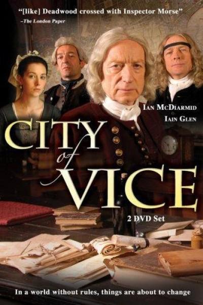 Caratula, cartel, poster o portada de City of Vice