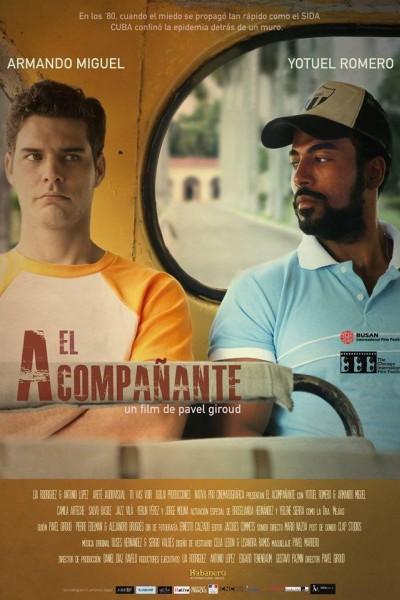 Caratula, cartel, poster o portada de El acompañante