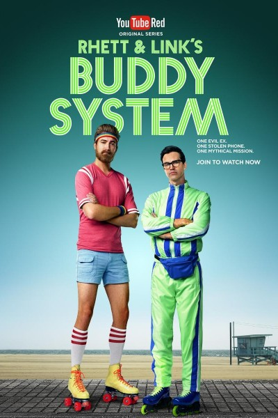 Caratula, cartel, poster o portada de Rhett and Link\'s Buddy System