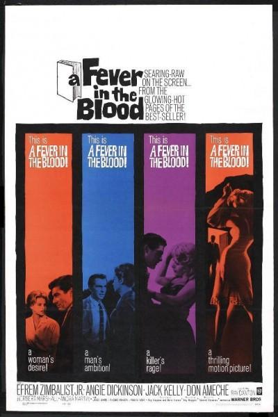 Caratula, cartel, poster o portada de A Fever in the Blood