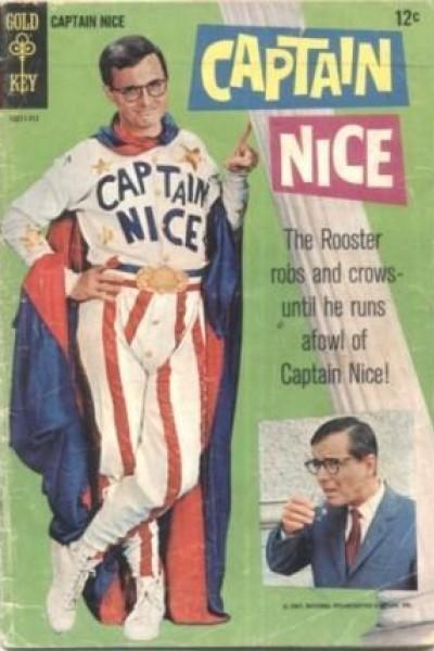 Caratula, cartel, poster o portada de Captain Nice