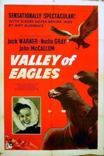 Caratula, cartel, poster o portada de Valley of Eagles
