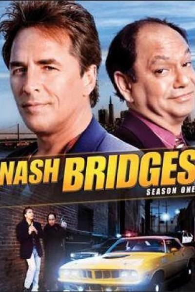 Caratula, cartel, poster o portada de Nash Bridges