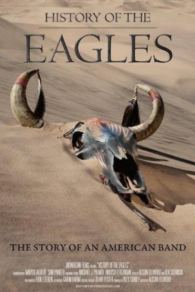 Caratula, cartel, poster o portada de History of the Eagles