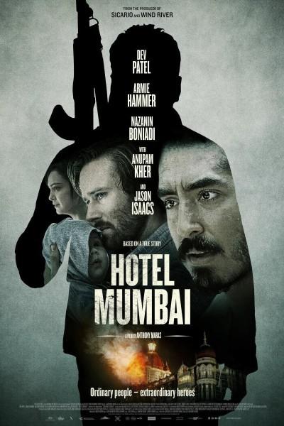 Caratula, cartel, poster o portada de Hotel Bombay