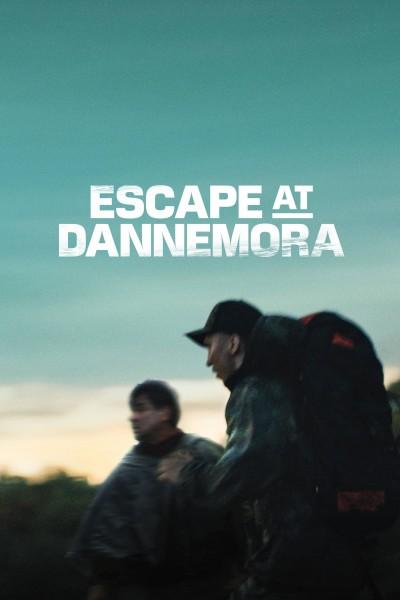 Caratula, cartel, poster o portada de Fuga en Dannemora