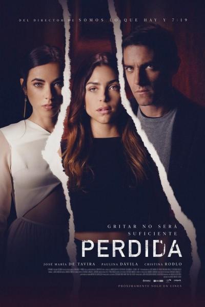 Caratula, cartel, poster o portada de Perdida