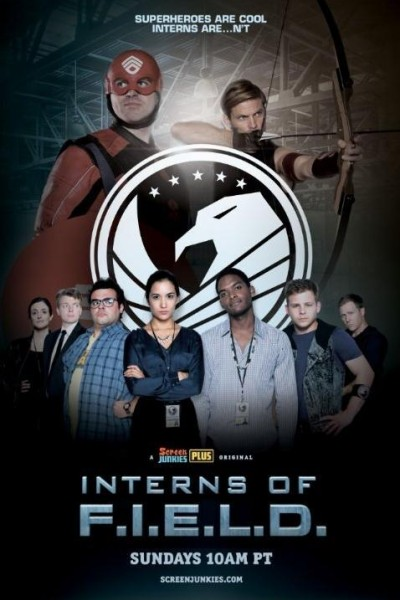 Caratula, cartel, poster o portada de Interns of F.I.E.L.D.