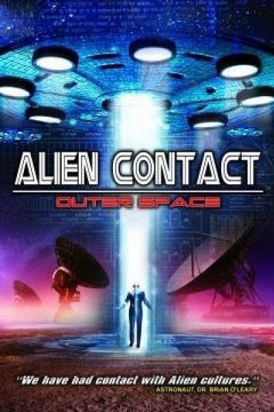 Caratula, cartel, poster o portada de Alien Contact: Outer Space