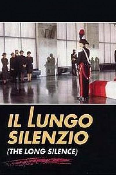 Caratula, cartel, poster o portada de Il lungo silenzio