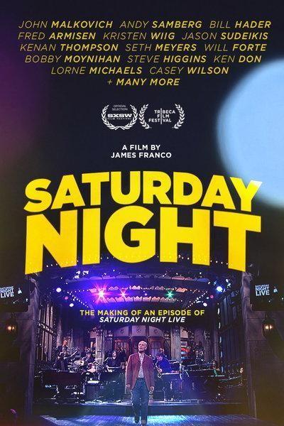 Caratula, cartel, poster o portada de Saturday Night