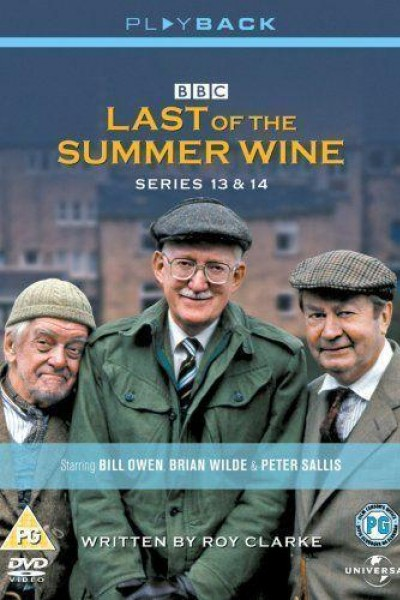 Caratula, cartel, poster o portada de Last Of The Summer Wine