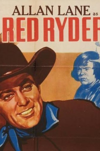 Caratula, cartel, poster o portada de Red Ryder