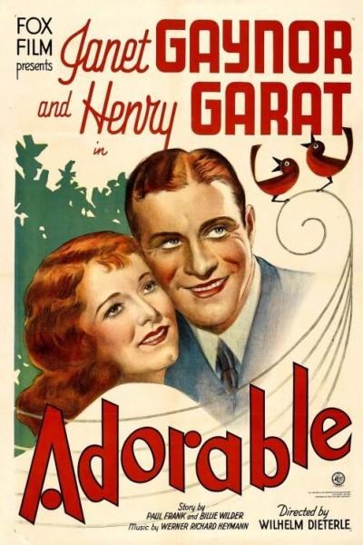 Caratula, cartel, poster o portada de Adorable