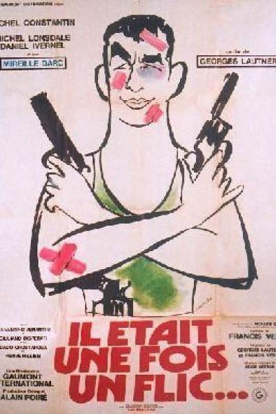 Caratula, cartel, poster o portada de Érase una vez un poli...