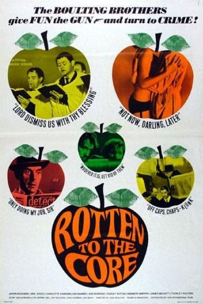 Caratula, cartel, poster o portada de Rotten to the Core