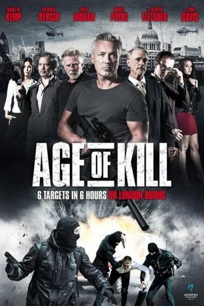 Caratula, cartel, poster o portada de Age of Kill