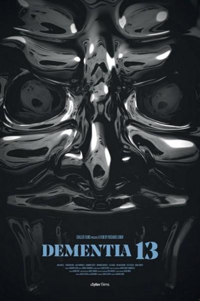 Caratula, cartel, poster o portada de Dementia 13
