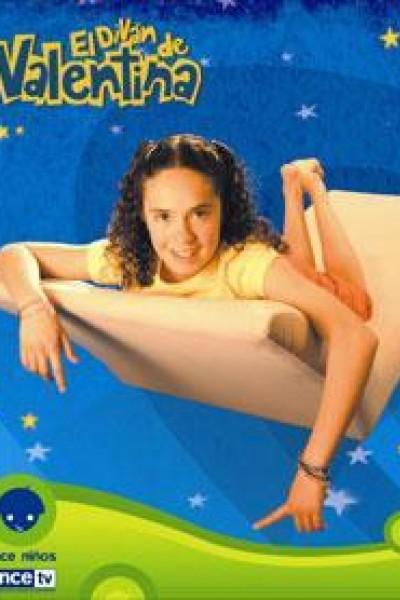 Caratula, cartel, poster o portada de El diván de Valentina
