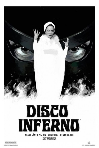 Caratula, cartel, poster o portada de Disco Inferno