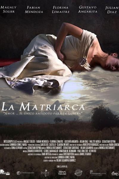 Caratula, cartel, poster o portada de La matriarca