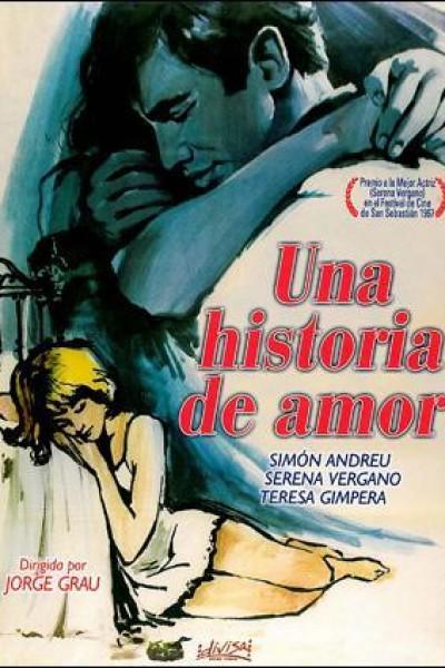 Caratula, cartel, poster o portada de Una historia de amor
