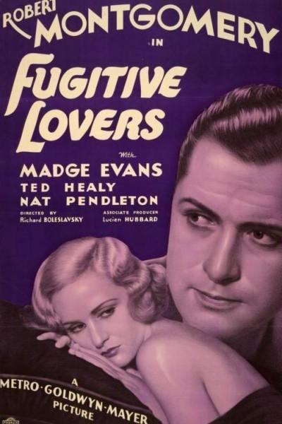 Caratula, cartel, poster o portada de Fugitive Lovers