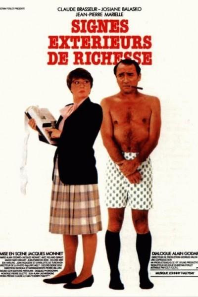 Caratula, cartel, poster o portada de Signes extérieurs de richesse