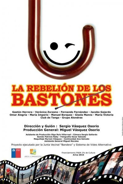 Caratula, cartel, poster o portada de La rebelión de los bastones
