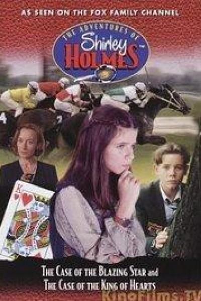 Caratula, cartel, poster o portada de Las aventuras de Shirley Holmes