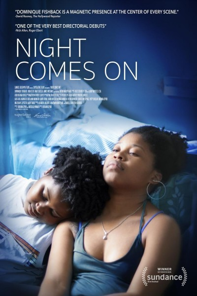 Caratula, cartel, poster o portada de Night Comes On