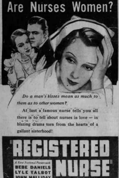 Caratula, cartel, poster o portada de Registered Nurse