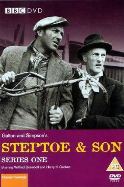 Caratula, cartel, poster o portada de Steptoe and Son
