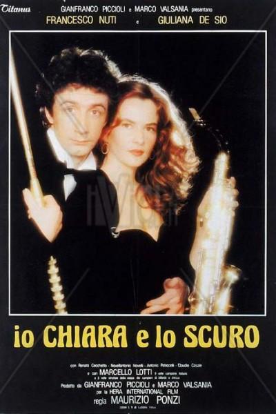Caratula, cartel, poster o portada de Io, Chiara e lo scuro