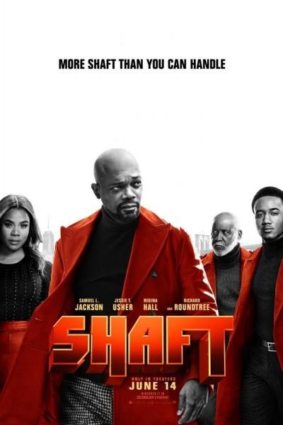 Caratula, cartel, poster o portada de Shaft
