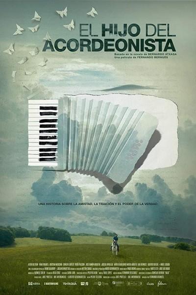 Caratula, cartel, poster o portada de El hijo del acordeonista