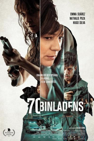 Caratula, cartel, poster o portada de 70 binladens