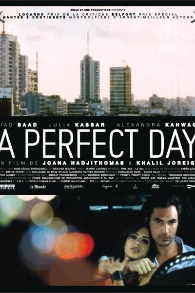 Caratula, cartel, poster o portada de Un día perfecto (A Perfect Day)
