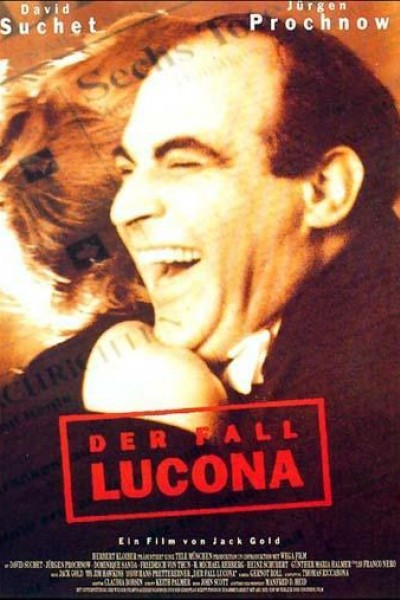 Caratula, cartel, poster o portada de Der Fall Lucona