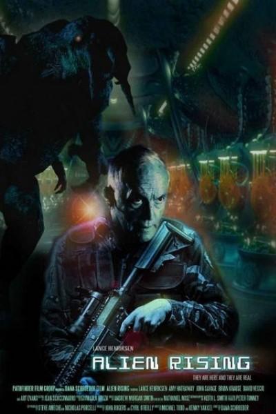 Caratula, cartel, poster o portada de Alien Rising
