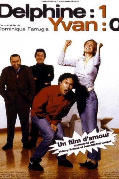 Caratula, cartel, poster o portada de Delphine 1, Yvan 0