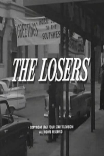 Caratula, cartel, poster o portada de The Losers