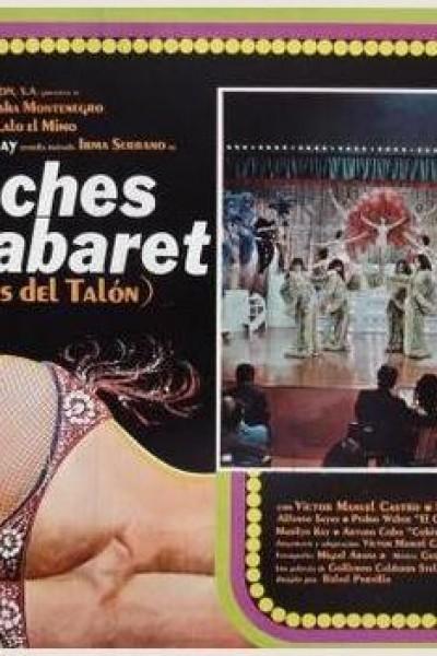 Caratula, cartel, poster o portada de Noches de cabaret