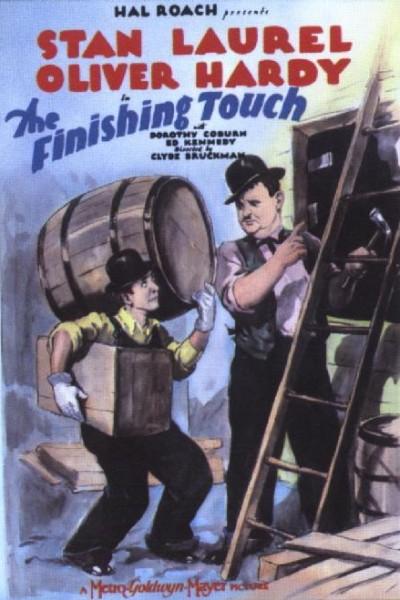 Caratula, cartel, poster o portada de The Finishing Touch