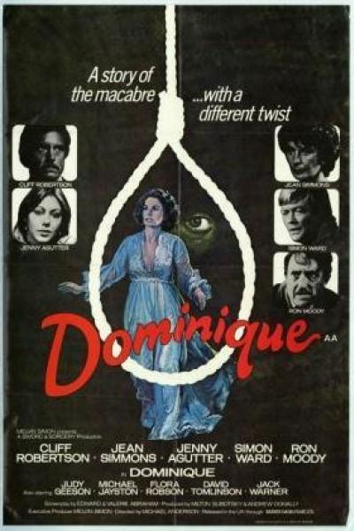 Caratula, cartel, poster o portada de Dominique