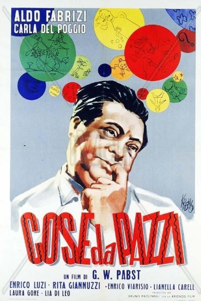 Caratula, cartel, poster o portada de Cose da pazzi